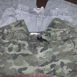 Boys Old Navy Cargo Shorts / Bundle